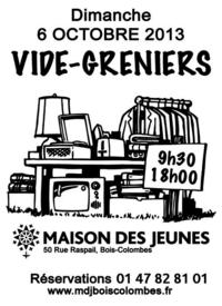 Vide-greniers 2013